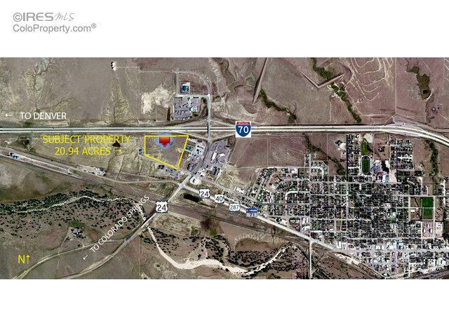 0 6th St, Limon, CO 80828 (MLS #775514) :: 8z Real Estate