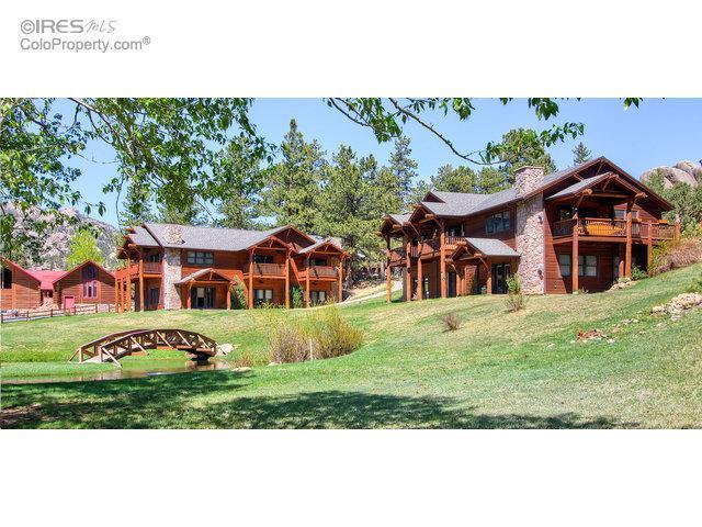800 Macgregor Ave, Estes Park, CO 80517 (MLS #785817) :: 8z Real Estate