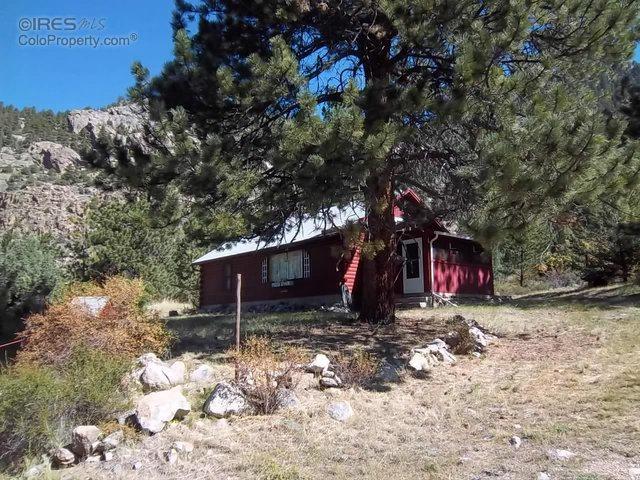 108 Big Bend Ln, Bellvue, CO 80512 (MLS #786062) :: 8z Real Estate