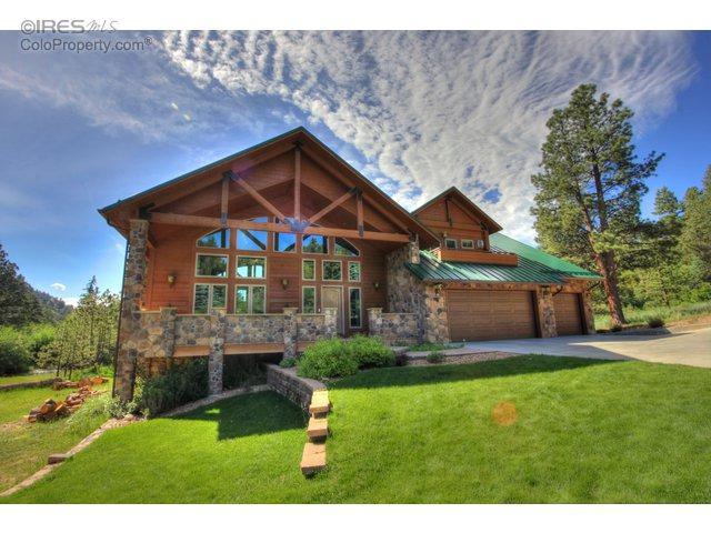1050 Fall River Ct, Estes Park, CO 80517 (MLS #796342) :: 8z Real Estate