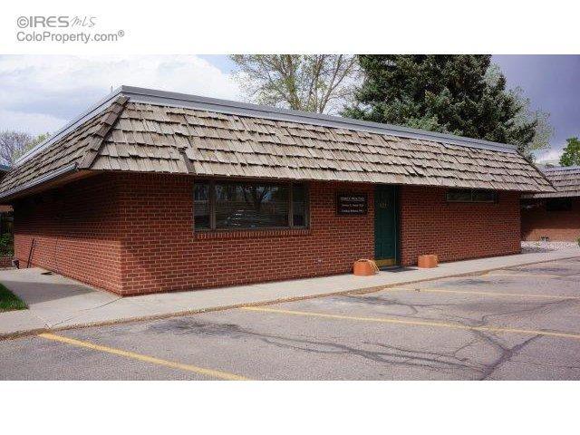 1021 Robertson St, Fort Collins, CO 80524 (MLS #802316) :: 8z Real Estate
