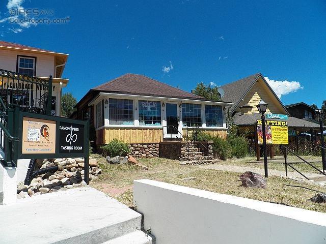 215 Park Ln, Estes Park, CO 80517 (MLS #802530) :: 8z Real Estate