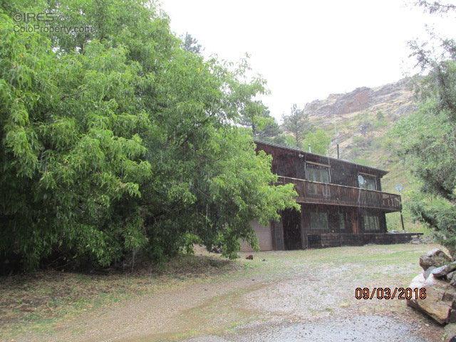 34699 Boulder Canyon Dr, Boulder, CO 80302 (#802908) :: The Peak Properties Group