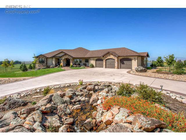 27104 Coyote Ridge Ln, Johnstown, CO 80534 (MLS #803043) :: 8z Real Estate