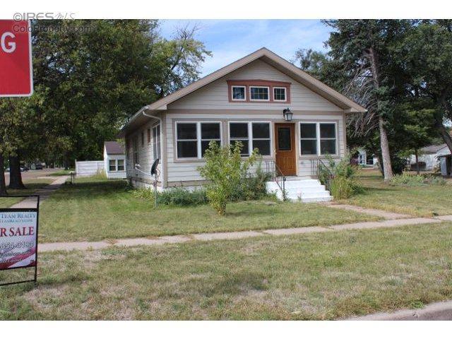 640 S Phelan Ave, Holyoke, CO 80734 (MLS #803080) :: 8z Real Estate