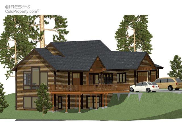 0 Ypsilon Cir Lot 7, Estes Park, CO 80517 (MLS #805705) :: 8z Real Estate