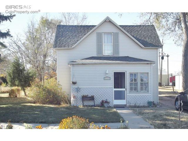 617 S Washington Ave, Haxtun, CO 80731 (MLS #806834) :: 8z Real Estate