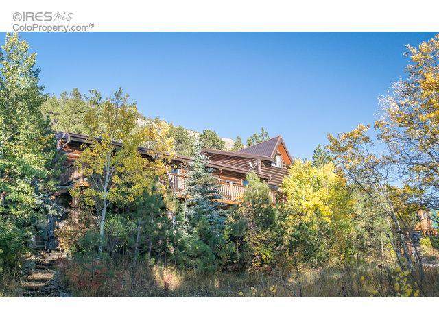 275 Wagener Rd, Allenspark, CO 80510 (MLS #807437) :: 8z Real Estate
