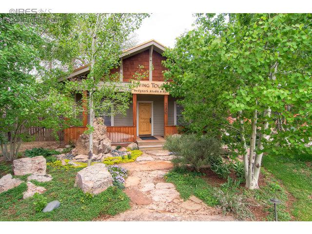 280 2nd Ave, Niwot, CO 80503 (MLS #807673) :: 8z Real Estate