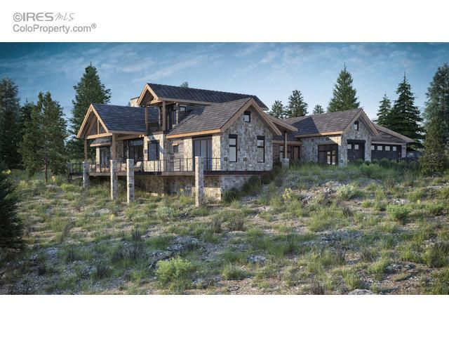 3 Ridge View Rd, Nederland, CO 80466 (MLS #808456) :: 8z Real Estate