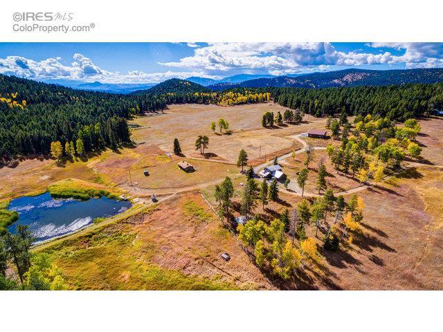 12240 S Ridge Rd, Conifer, CO 80433 (MLS #808666) :: 8z Real Estate