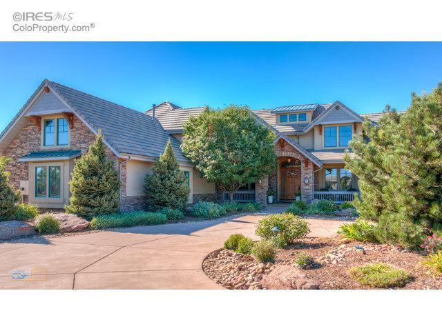 980 White Hawk Ranch Dr, Boulder, CO 80303 (MLS #809565) :: 8z Real Estate