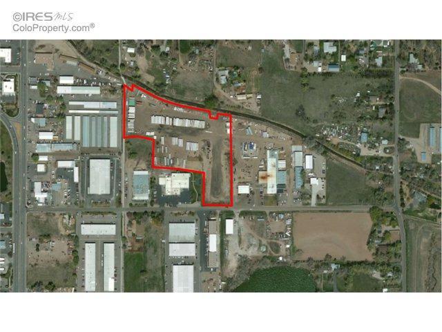 729 SE 8th St Land Only, Loveland, CO 80537 (MLS #809663) :: 8z Real Estate