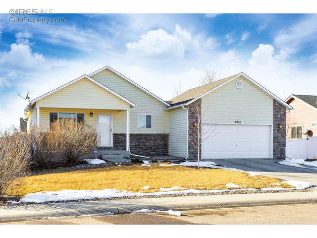 6975 Lee St, Wellington, CO 80549 (#809778) :: The Peak Properties Group