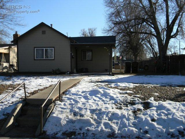 420 9th St, Greeley, CO 80631 (#809829) :: The Peak Properties Group