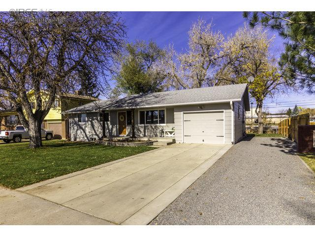 1615 Hilltop Dr, Loveland, CO 80537 (#809843) :: The Peak Properties Group