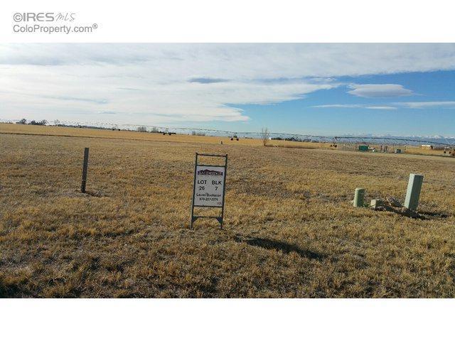 2126 Blue Ridge Dr, Severance, CO 80615 (MLS #810374) :: 8z Real Estate