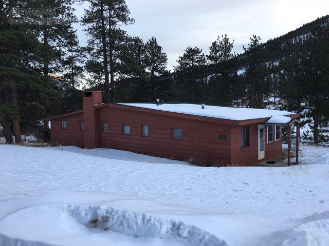 2862 Fall River Rd, Estes Park, CO 80517 (MLS #810401) :: 8z Real Estate