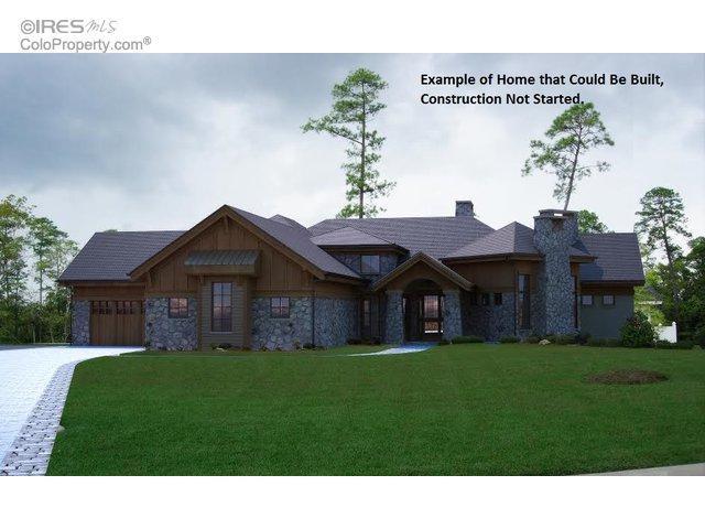4032 Backbone Dr, Loveland, CO 80538 (MLS #810578) :: 8z Real Estate