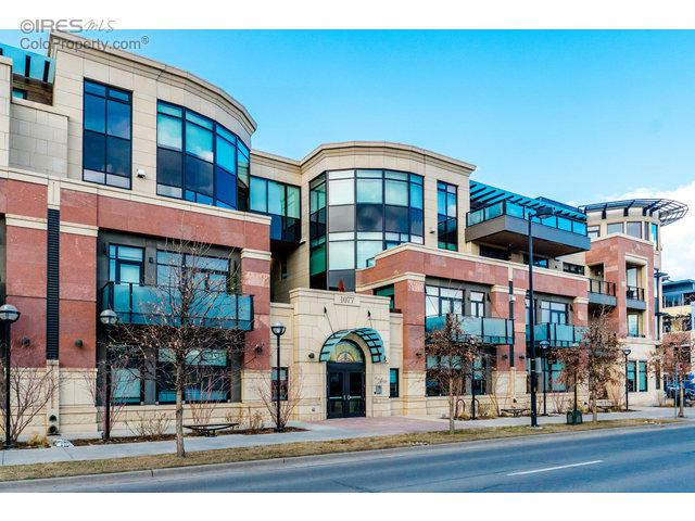 1077 Canyon Blvd #307, Boulder, CO 80302 (MLS #810647) :: 8z Real Estate