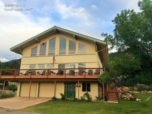 1486 Creekside Ct, Estes Park, CO 80517 (MLS #810743) :: 8z Real Estate