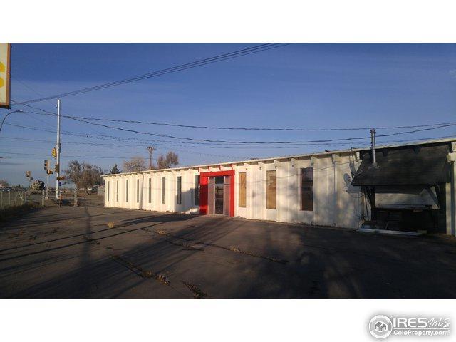 922 37th St, Evans, CO 80620 (MLS #811872) :: 8z Real Estate