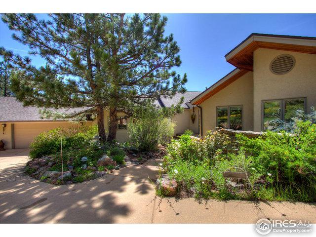 9612 Mountain Ridge Pl, Boulder, CO 80302 (MLS #812915) :: 8z Real Estate