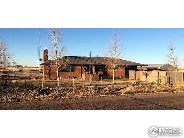 13061 County Road Q, Fort Morgan, CO 80701 (MLS #813430) :: 8z Real Estate