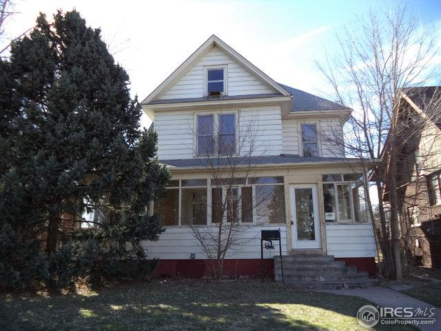1625 10th Ave, Greeley, CO 80631 (MLS #813856) :: 8z Real Estate