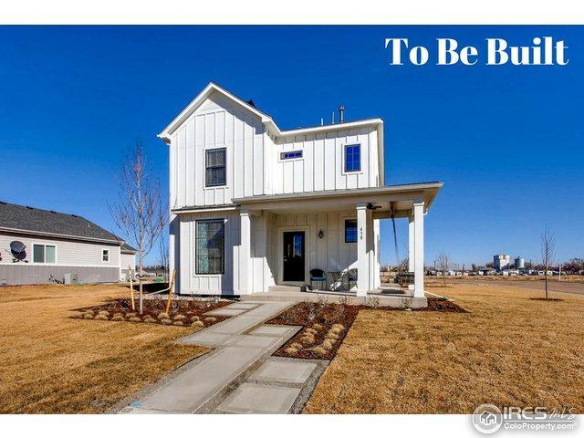 405 Ash St, Kersey, CO 80644 (MLS #814111) :: 8z Real Estate