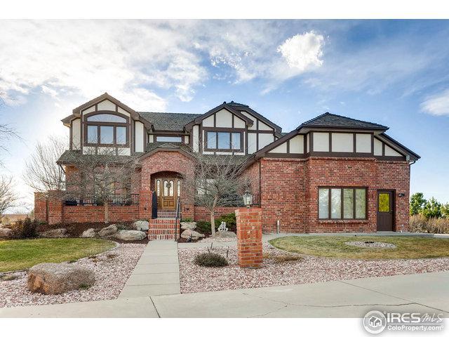 9825 Yellowstone Rd, Longmont, CO 80504 (MLS #814123) :: 8z Real Estate