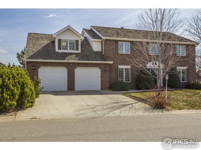 2590 Brittany Dr, Loveland, CO 80537 (MLS #814392) :: Kittle Real Estate
