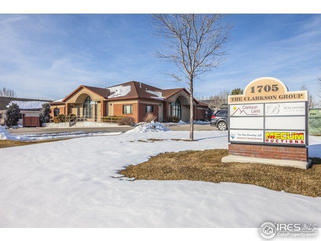 1705 32nd St, Evans, CO 80620 (MLS #815063) :: 8z Real Estate