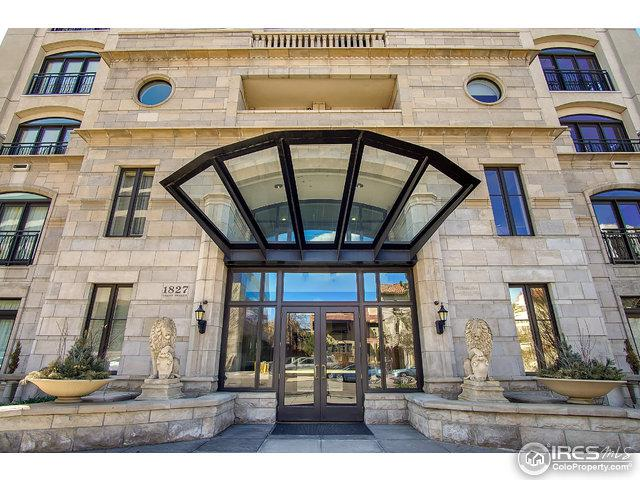 1827 N Grant St #302, Denver, CO 80203 (MLS #815143) :: 8z Real Estate