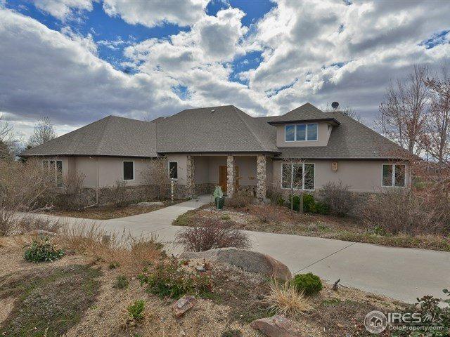8858 Prairie Knoll Dr, Longmont, CO 80503 (MLS #815672) :: 8z Real Estate