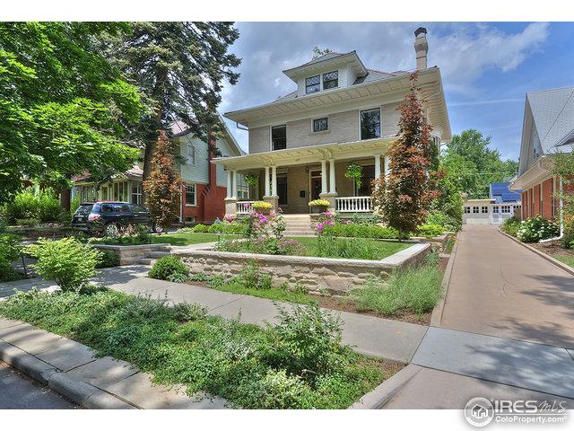 427 Pine St, Boulder, CO 80302 (MLS #815697) :: 8z Real Estate