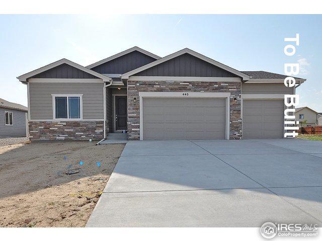 1455 Benjamin Dr, Eaton, CO 80615 (MLS #815825) :: 8z Real Estate