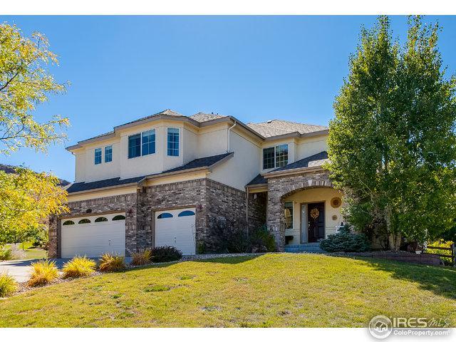 19180 W 53rd Loop, Golden, CO 80403 (MLS #816098) :: 8z Real Estate