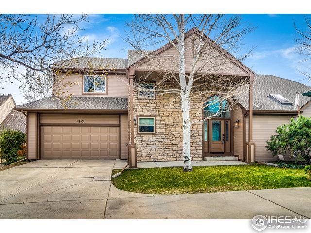 402 Fairfield Ln, Louisville, CO 80027 (MLS #816174) :: 8z Real Estate