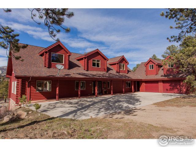 907 Prospect Park Dr, Estes Park, CO 80517 (MLS #816181) :: 8z Real Estate