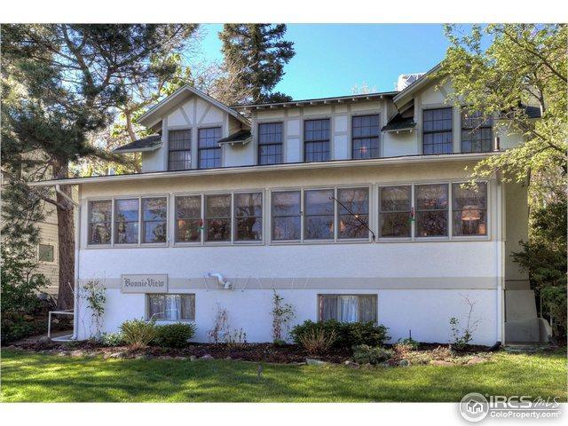 110 Chautauqua Park, Boulder, CO 80302 (MLS #816235) :: 8z Real Estate