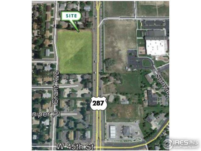 0 N Garefield Ave, Loveland, CO 80538 (MLS #816418) :: 8z Real Estate