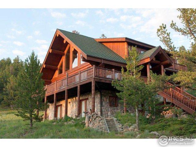 139 Pine Cone Dr, Ward, CO 80481 (MLS #816460) :: 8z Real Estate