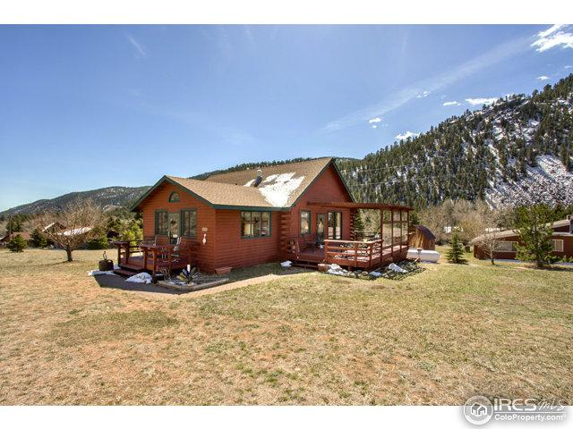 32759 Poudre Canyon Rd, Bellvue, CO 80512 (MLS #816505) :: 8z Real Estate
