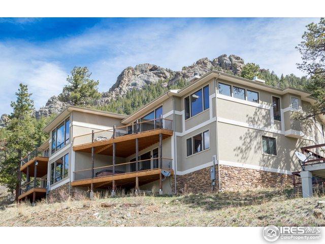 1437 Jungfrau Trl C, Estes Park, CO 80517 (MLS #816548) :: 8z Real Estate