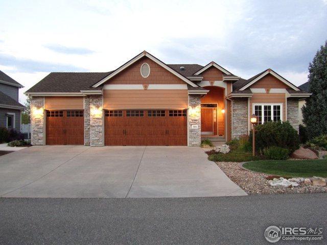 604 Cove Dr, Loveland, CO 80537 (MLS #816672) :: 8z Real Estate