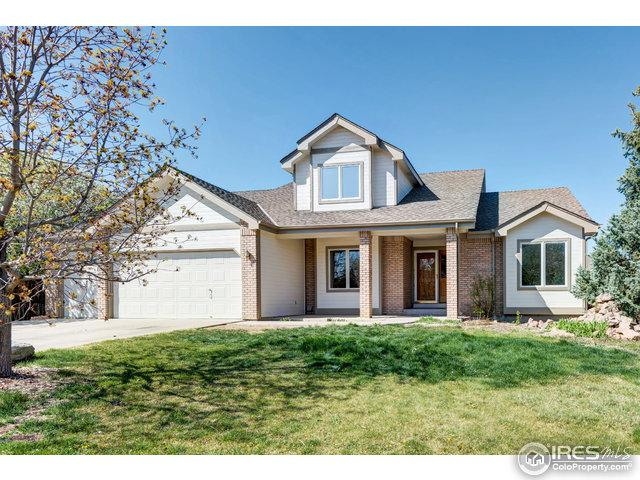 1748 Silvergate Rd, Fort Collins, CO 80526 (MLS #816722) :: 8z Real Estate
