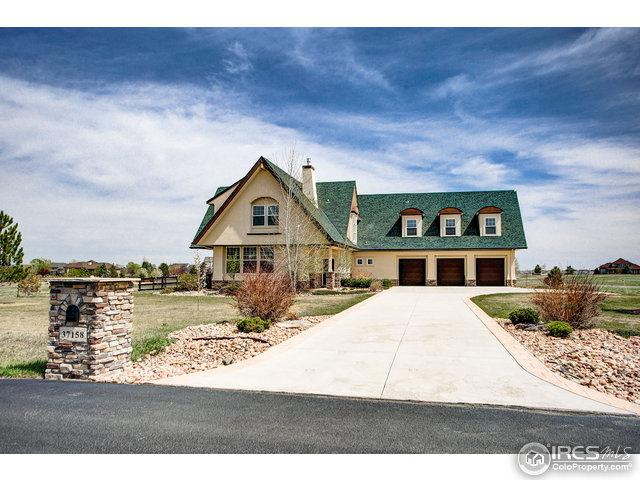 37158 Dickerson Run, Severance, CO 80550 (MLS #816757) :: 8z Real Estate