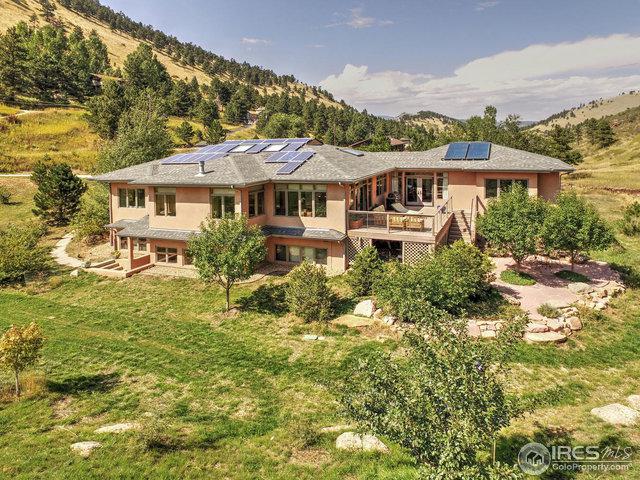 7010 Olde Stage Rd, Boulder, CO 80302 (MLS #816955) :: 8z Real Estate