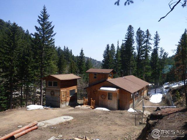 15944 Indiana Gulch, Jamestown, CO 80455 (MLS #816969) :: 8z Real Estate